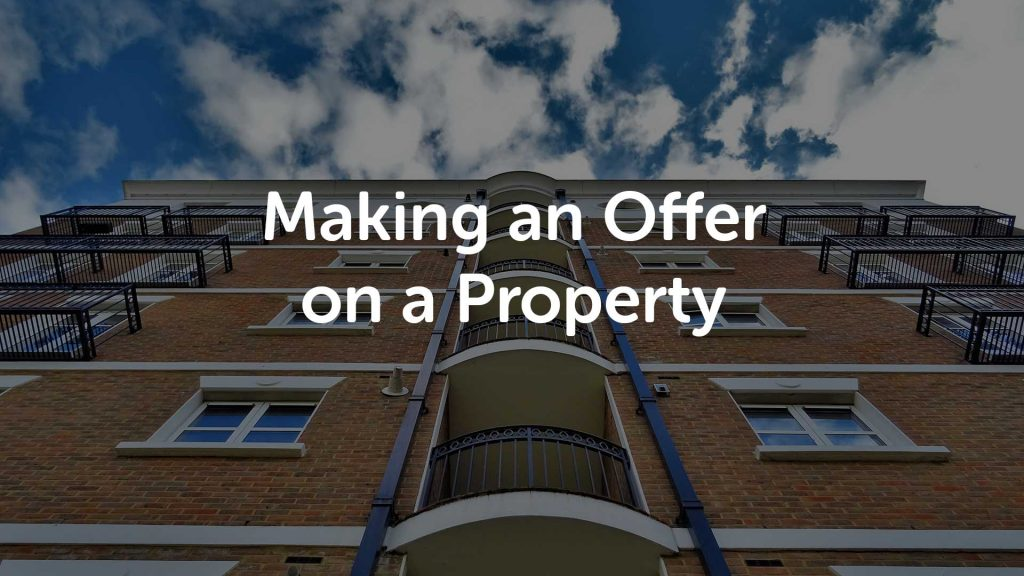 Making an Offer on a Property in Coventry