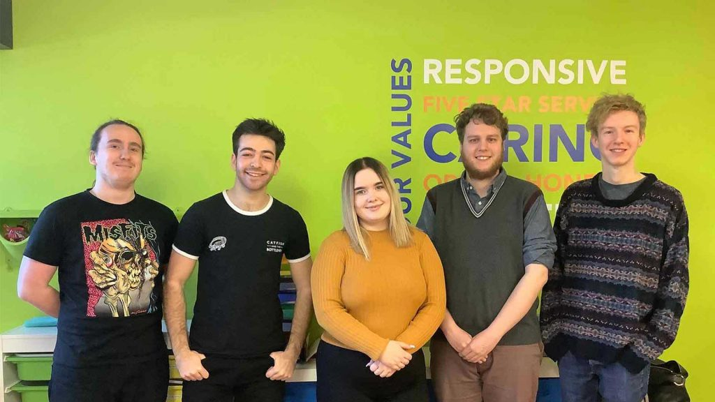 National Apprenticeship Week at Coventrymoneyman