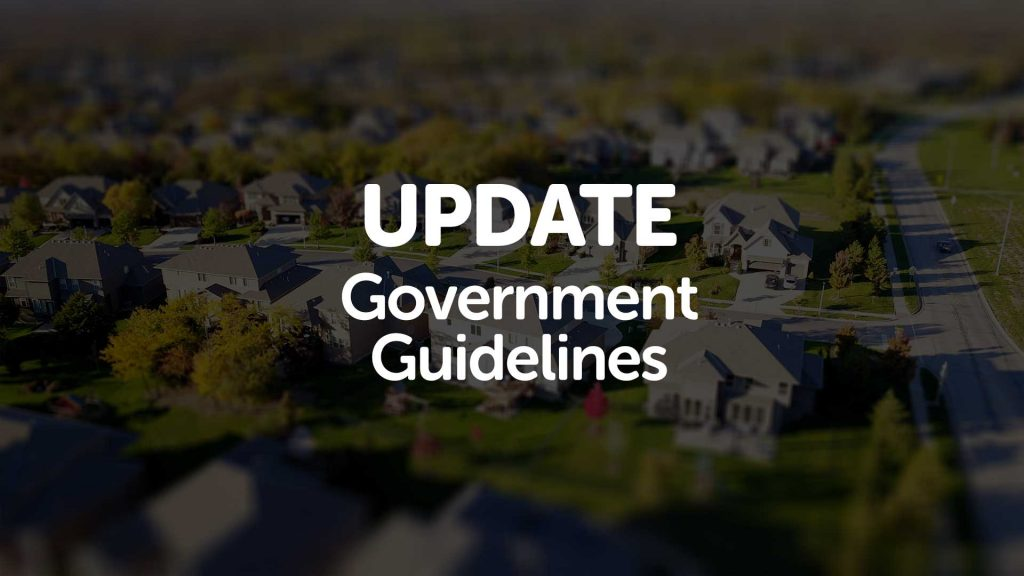 Government Guidelines | Coventrymoneyman